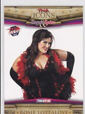 2010 TNA BORN IN RUSKIN FLORIDA BETSY RUTH OR ROSIE LOTTALOVE RC WRESTLING CARD