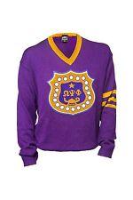 Omega Psi Phi Old School VNeck Sweater