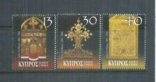 CYPRUS STAMPS COMPLETE SET CHRISTMAS 2006 MNH
