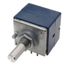 ALPS RK27112 Poti Audio Potentiometer 100k stereo lin 850068