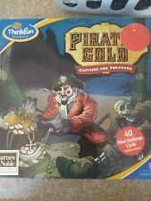 PIRATE'S GOLD STRATEGIC THINKING GAME - Thinkfun 2008 - Pirate Gift Game EUC