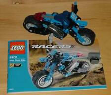 LEGO 8370 Racers Nitro Stunt Bike complete w instructions and box