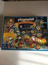Playmobil 3368 Vintage Advent Calendar Dented Box Christmas Carolers