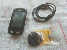 "Garmin Edge 1000 GPS Bike Cycle Computer 3"" with UK & Europe Last Cycle Maps ."