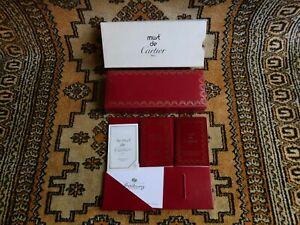 Must de Cartier pen fountain trinity