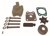 Water pump impeller kit  Yamaha 4hp 2 str  outboard  4AC '6e0'  4AS '6e1' 4A 6e2