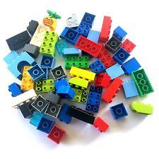 8x LEGO® 1x1x5 Steine dunkel grün 2453a dark green bricks