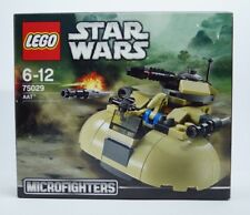 Lego Set 75029 Star Wars Microfighters AAT Droid Army Missiles - NEW