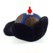 Mongolian wrestler's hat