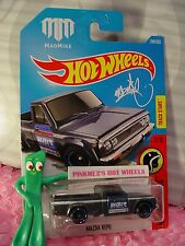 Mad Mike MAZDA REPU truck #286✰gray;blue✰DAREDEVILS✰2017 i Hot Wheels case M/N