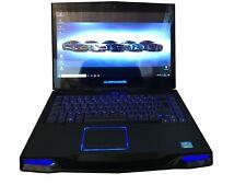 Alienware M14 x R2 Gamer Laptop, Intel Core i7, 16 GB Windows 10 Top !