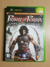PRINCE OF PERSIA L'AME DU GUERRIER / XBOX / COMME NEUF