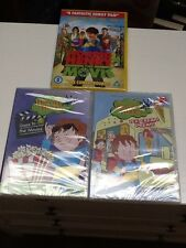 Horrid Henry: The Movie.Goes to the Movies.Ice cream dream.3 DVDs  New/Sealed
