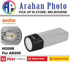 Godox H200R Round Flash Head for AD200