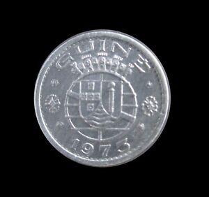 PORTUGUESE GUINEA BISSAU 10 CENTAVOS UNC 1973 KM 12 #8032#