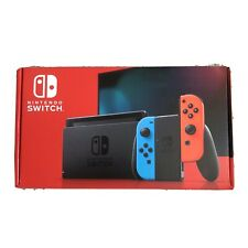 Nintendo Switch 32GB Neon Blue and Neon Red Extended Battery Life Fast Dispatch✅