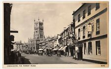 Gloucestershire; Cirencester, The Market Place RP PPC, Unposted, By Photochrom