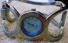 Reloj de señora marca Trendz Quartz, Japan Movt, correa de acero inoxidable