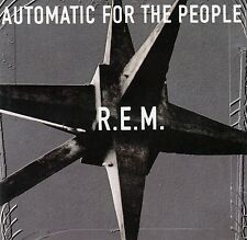 R.E.M. Automatic For The People / CD - Nuevo