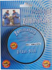 Zammataro Z-Cast Blue 0,10 mm Angelschnur(100m-16,50€)