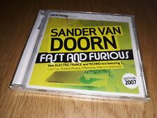 Sander Van Doorn Mix CD. Sealed. Feat Carl Cox, Marco V, Cirez D