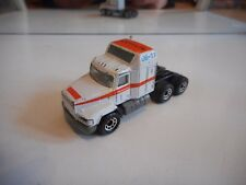 Matchbox Mack CH 600 Rijkspolitie in White/Orange