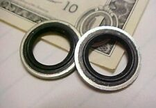 """Lot 25 Parker Statoseal Washers Stat-o-Seals 7/16"""" -4 AN Hydraulic Seals Gaskets"""