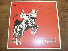 NEMESIS The day of retribution- Limited RED GATEFOLD 2xLP