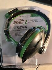 XBOX 360 Turtle Beach Ear Force XC1 Chat Communicator Gaming Headset (18d)