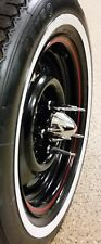"""FORD 1/2"""" set of 20 Chrome Bullet Spike Wheel Nuts Tapered Seat UNF 1/2"""" hotrod"""