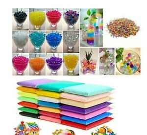 5000 ORBEEZ+CLAY SLIME WATER CRYSTAL MULTI DECOR GIFT AQUA WEDDING SPA SET UK
