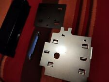 Sega Mega CD plate and extension
