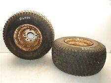 Bolens HT-23 Tractor Carlisle 18x8.50-8 Front Tires & Rims