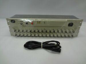 IBM 3299 Terminal Multiplexer 32 Patch Bay *New Unused*