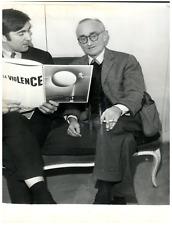 Le graphiste Cassandre pseudonyme d'Adolphe Jean Marie Mouron Vintage silve