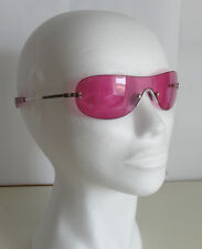 Gafas TOUS Panoramicas 60 mm  ROSA  SUNGLASSES ROSE- como NUEVAS/ TARA