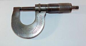 The L.S. Starrett Co 238 LR Heavy Duty   Micrometer