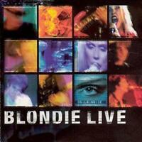 Blondie : Blondie Live CD (1999) Value Guaranteed from eBay's biggest seller!