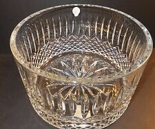 "Waterford Crystal Ballybay Bowl Large 8.75"" New In Box Heavy # 40001274"