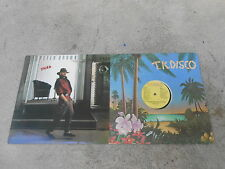 """PETER BROWN-1 LP & 1 12""""-SNAP-PROMO-DO YA WANNA GET FUNKY WITH ME-NM"""