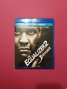 The Equalizer 2 -- Blu-ray Disc