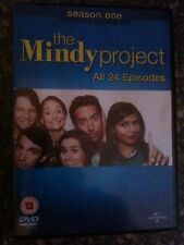 The Mindy Project - Series 1 - Complete (DVD, 2013, 4-Disc Set) Uk Region 2