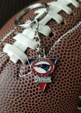 New England Patriots Keychain Football Team Pride Accessories FREE SHIPPING 59-9