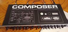 BEHRINGER COMPOSER MDX2000 Compressor Limiter w/ cables