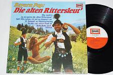 Bavière Pop: Les vieux rittersleut 'LP Europe (E 1013) 1974