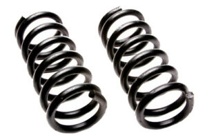 2 Coil Springs MOOG Front Replace Chevy/GMC/Pontiac OEM # 14047217