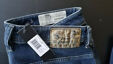 DIESEL Jeans =SAFADO-R= (Stretch - Regular Slim Straight) Size 33X32 NWT $188