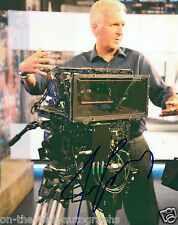 JAMES CAMERON HAND SIGNED AUTOGRAPHED DIRECTING PHOTO! WITH PROOF + C.O.A.