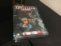 Appleseed The Beginning DVD Edizione Speciale Metal-Box Sigillata Nuovo