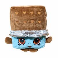"Shopkins Cheeky Chocolate Plush Candy Bar 2687AO01 Stuffed Toy 11"""